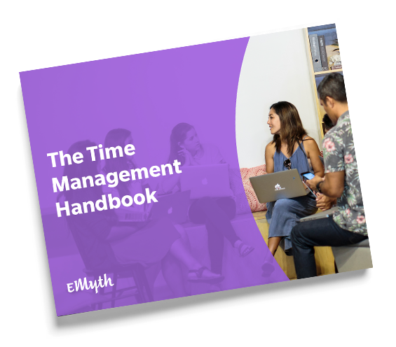 emyth time management handbook for business owners